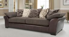 A cheap sofa from yorkshire at home world
